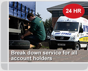 24 Hour Break Down Service